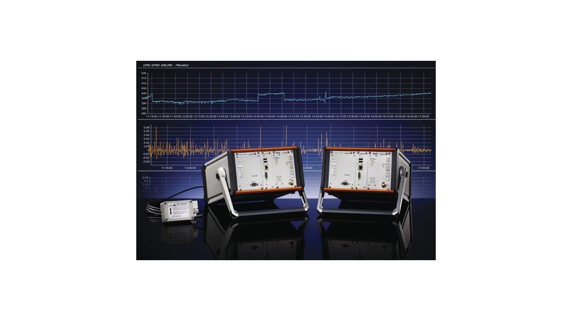 Logo Mobile Damping Analyzer DA-Box 2000