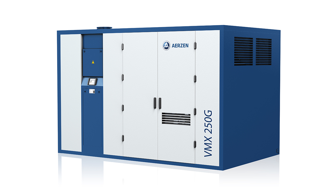 Logo Screw compressor packages