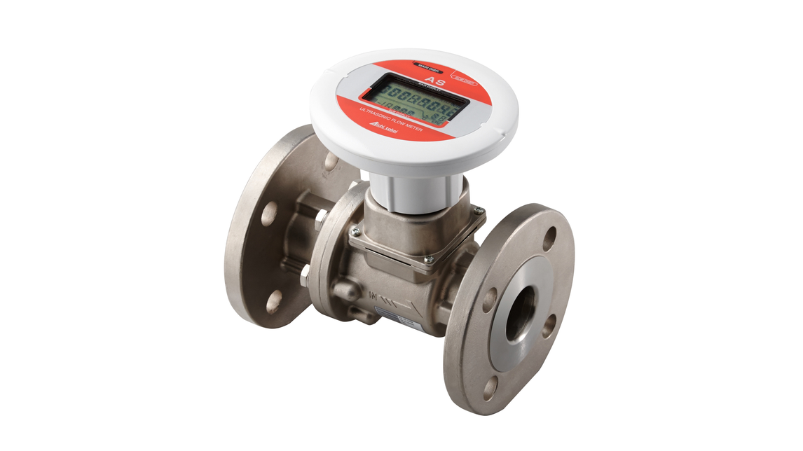 Logo Ultrasonic Flow Meter ATZTA AS-W Series