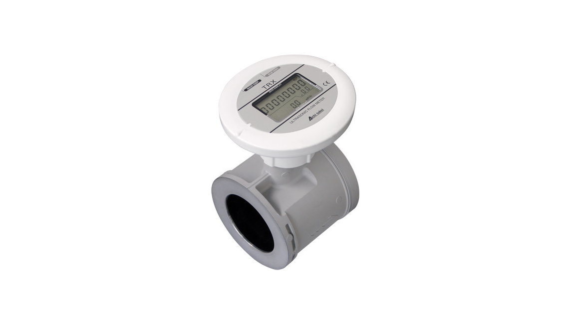 Logo Ultrasonic Flow Meter ATZTA TRX/Z Series
