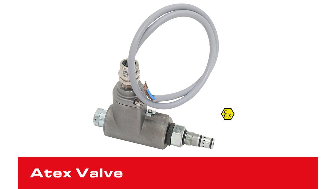 Logo Atex valves