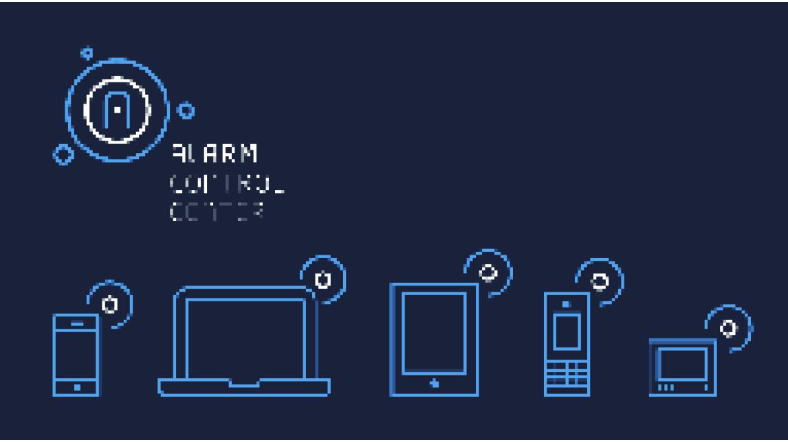 Logo Alarm Control Center