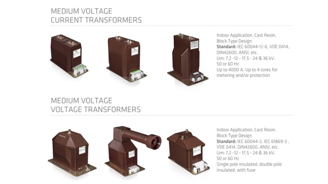MV & LV TRANSFORMERS, INSULATORS - Product - HANNOVER MESSE 2019