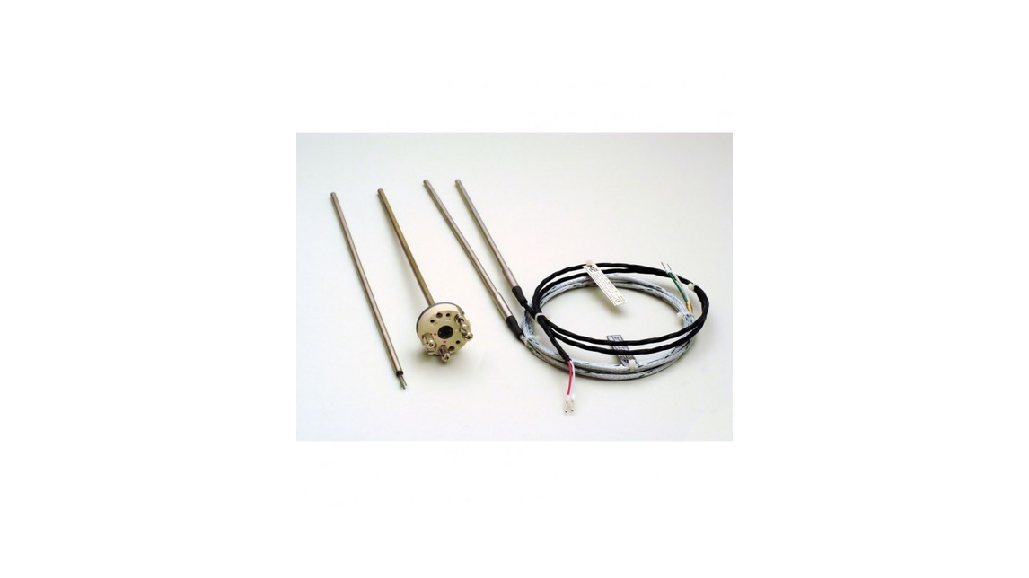 Logo Thermocouples with sheath material