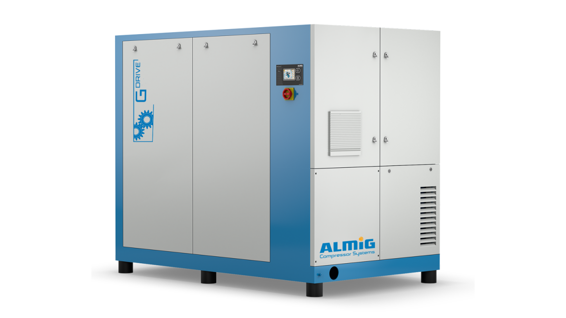 Logo Screw compressors G-Drive series