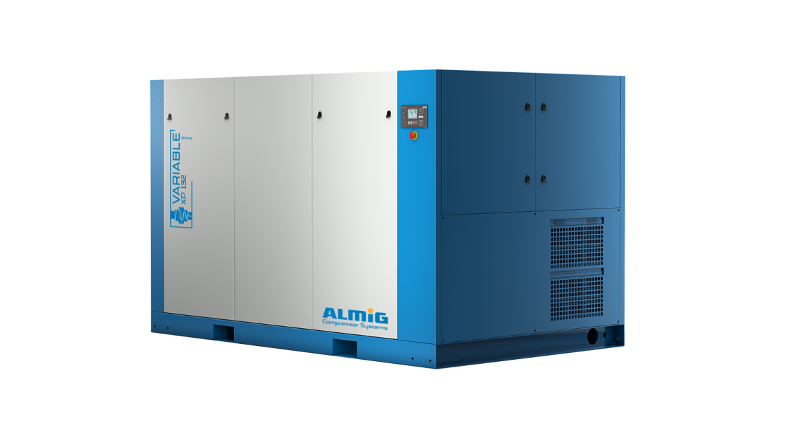 Logo Screw compressor VARIABLE XP