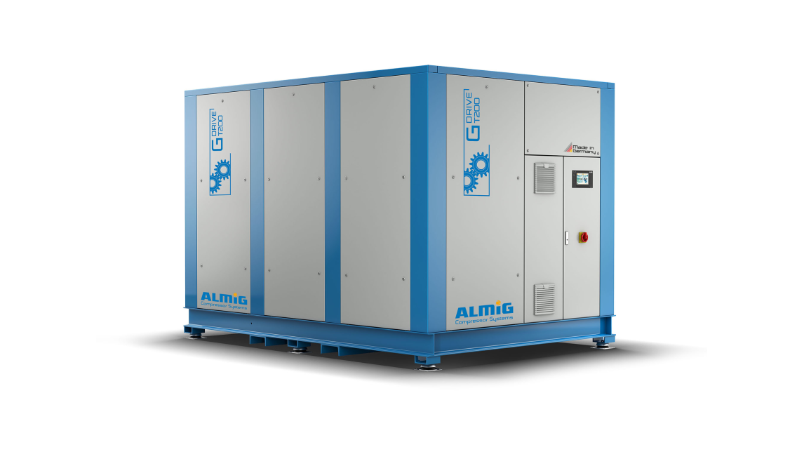 Logo ALMiG Screw compressor G-Drive T