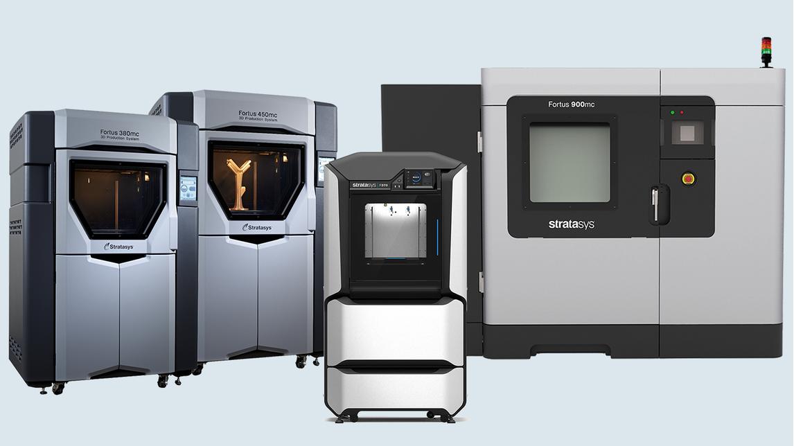 Logo 3D-Drucker FDM-Technologie