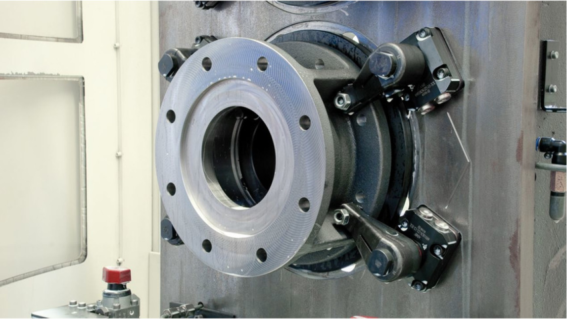 Logo Hydraulic Clamping Technology