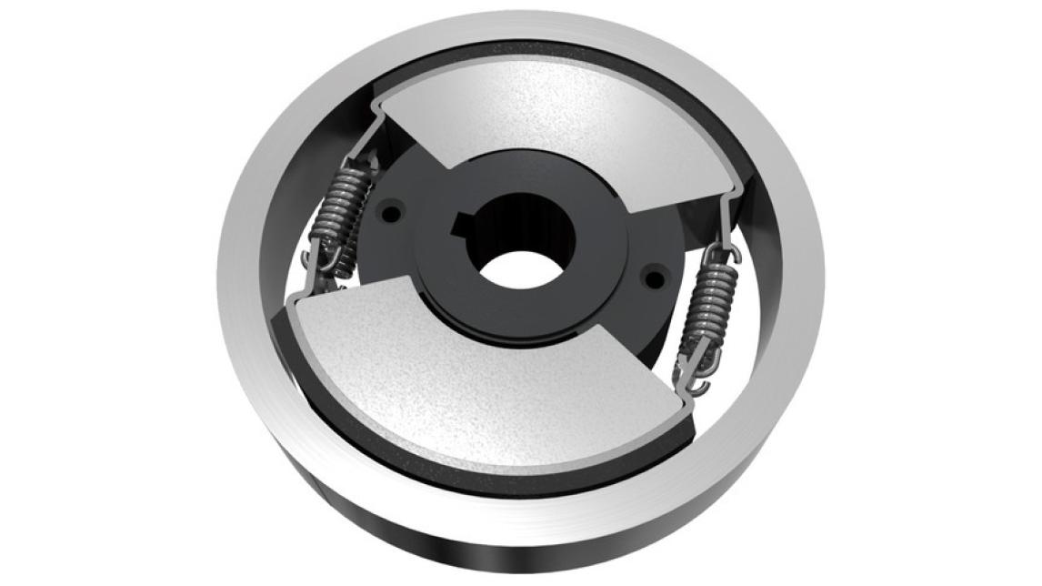 Logo Fliehkraftbremse