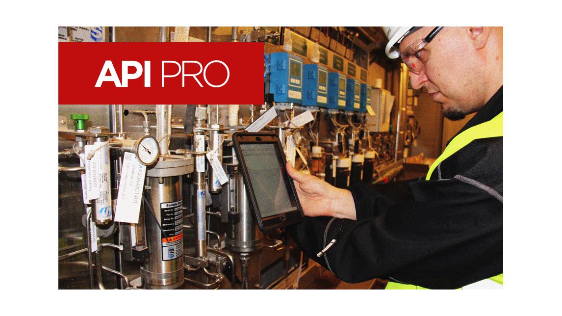 Logo API PRO EAM Solution