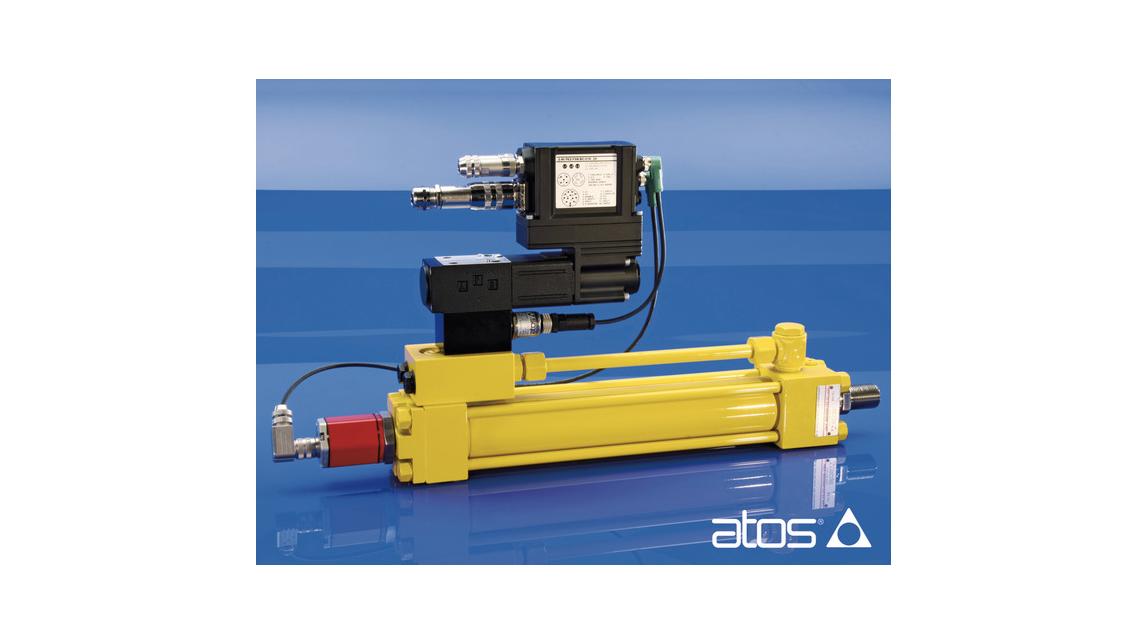 Logo New  Electrohydraulic servoactuators
