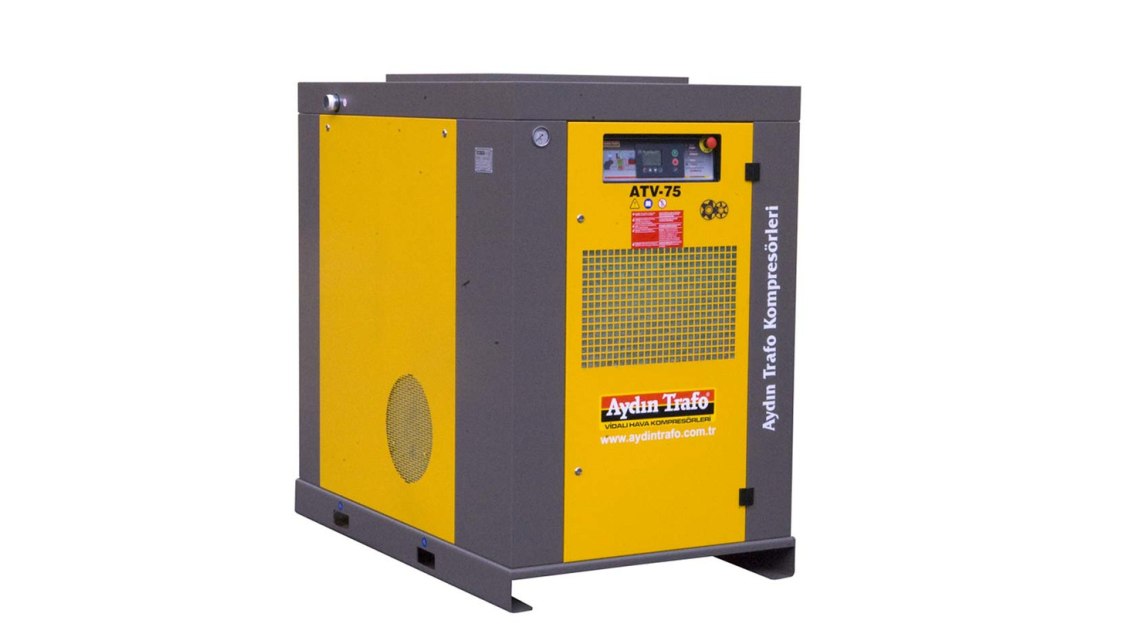 Logo Air Screw Compressors