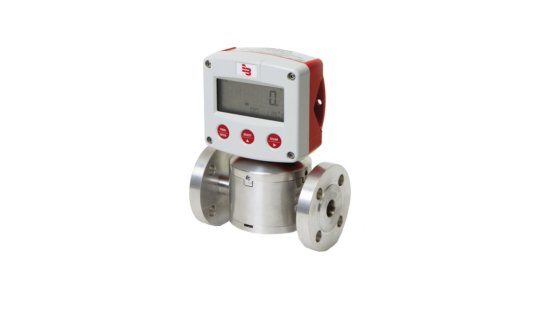 Logo IOG® oval gear meters