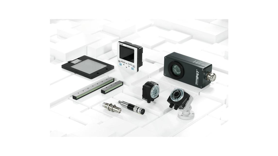 Logo Vision sensors