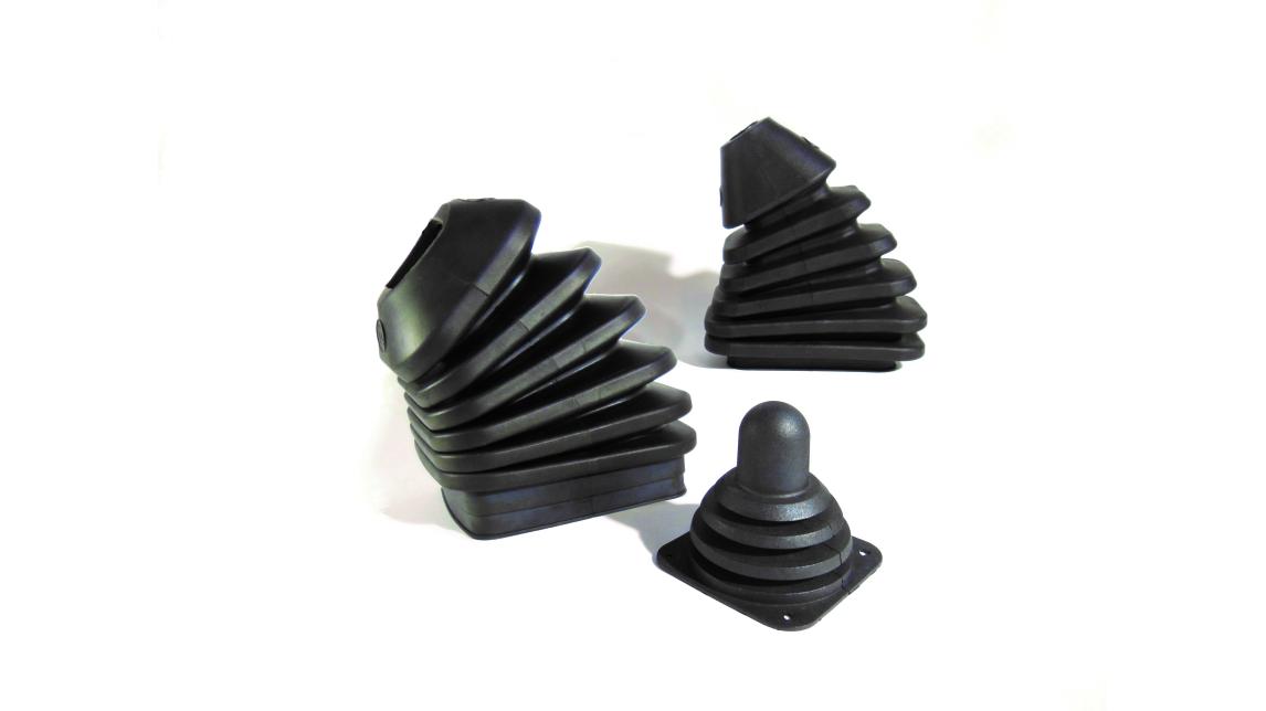 Logo Gummi Formteile