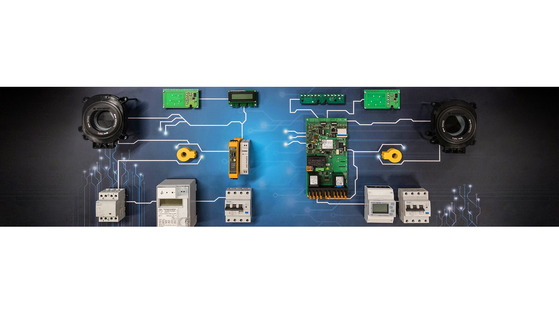 Logo Intelligent eMobility components