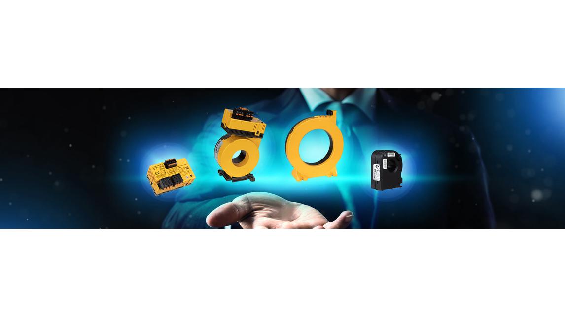 Logo SensorPRO Residual current monitors
