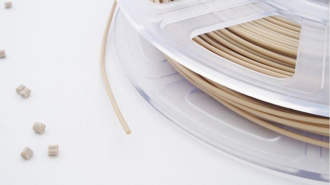 Logo PEEK-Filaments (Polyetheretherketone)