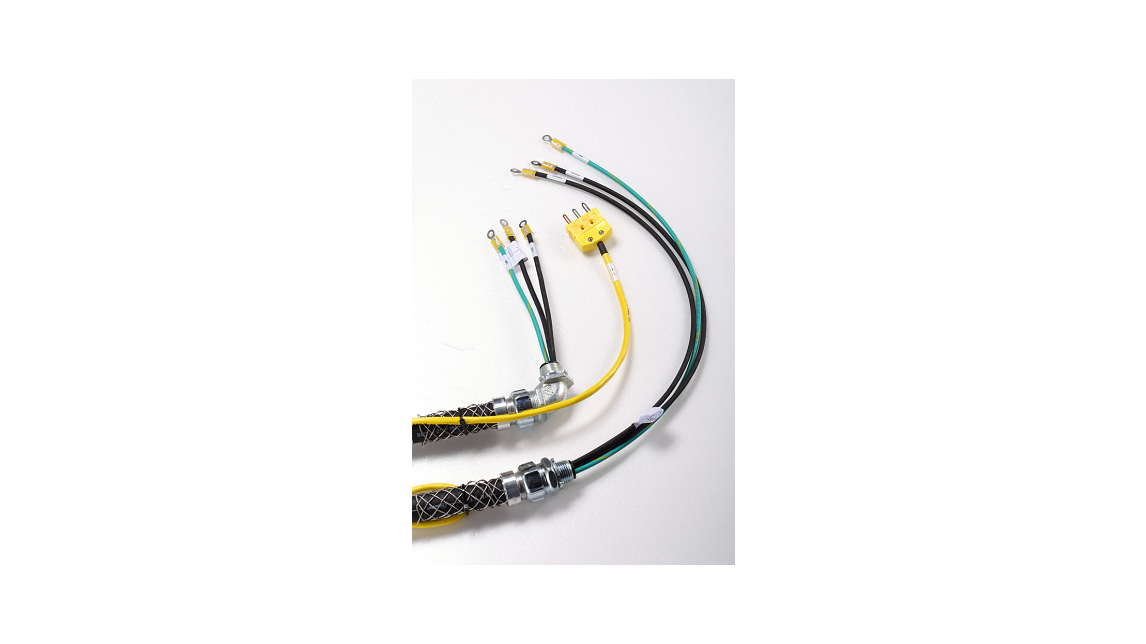 Logo Building of special cable harness