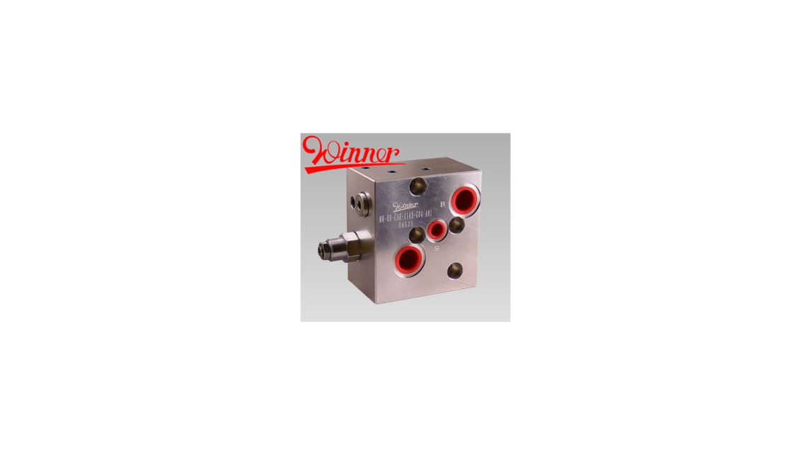 Logo Motor mounted manifolds