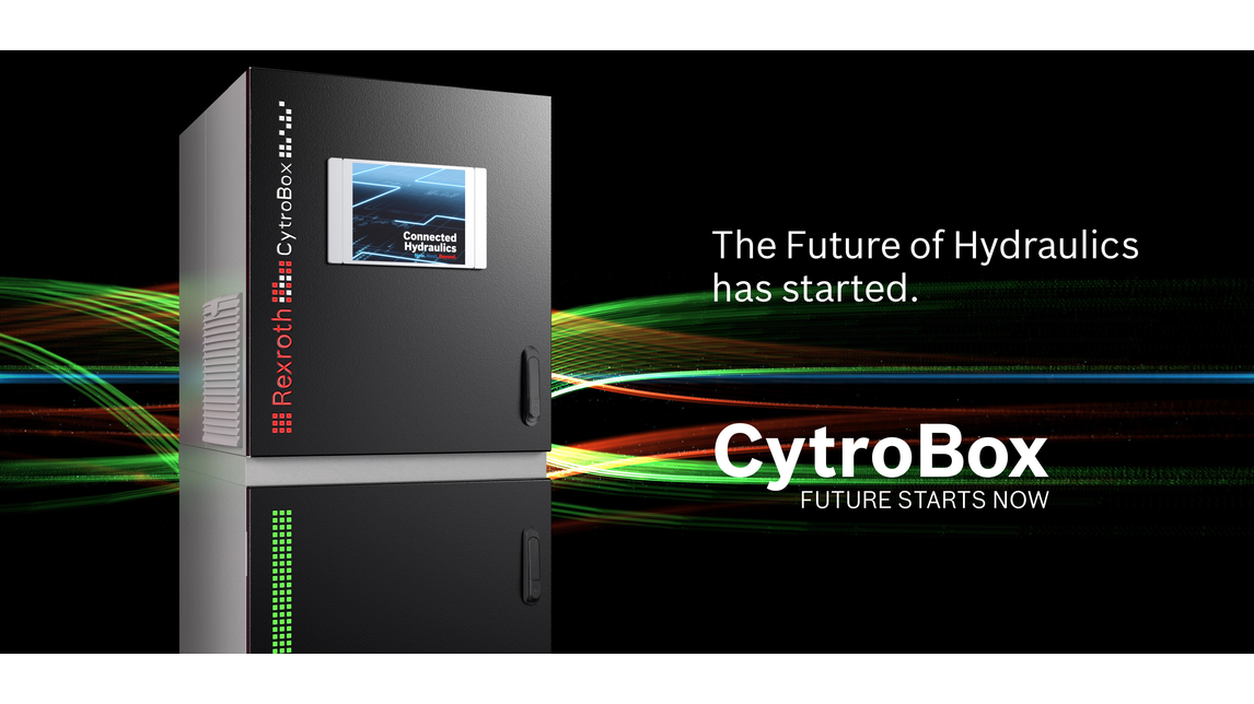 Logo CytroBox - Future starts now