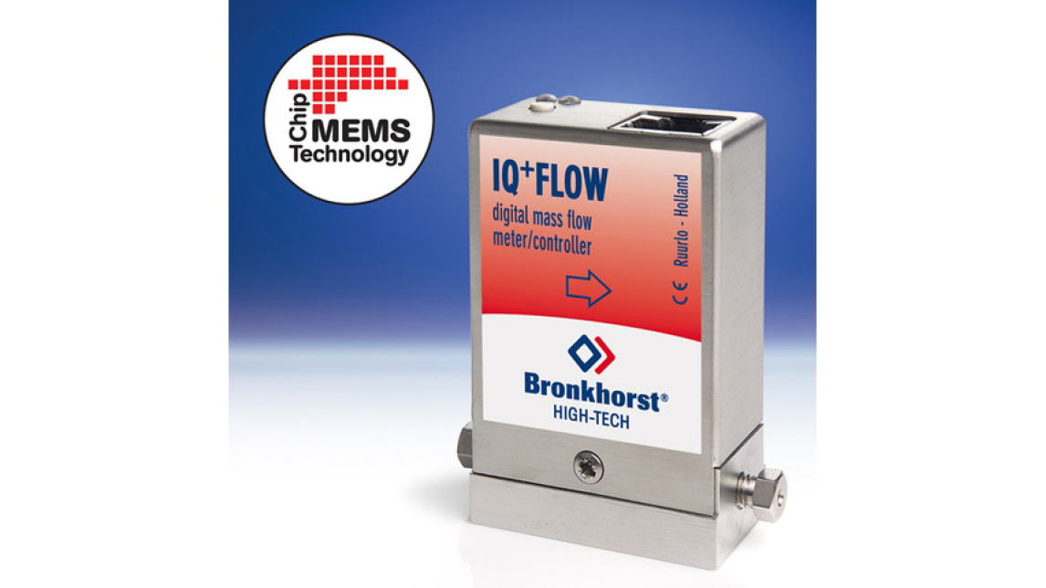 Logo Compact Gas Mass Flow Meters/Controllers