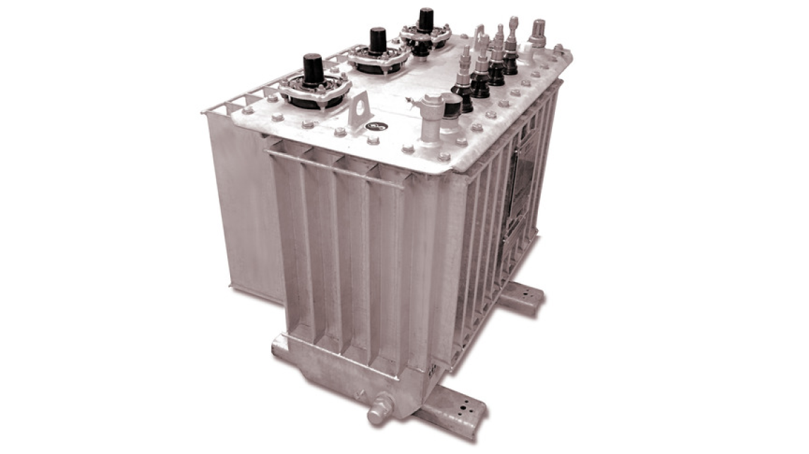 Logo Oil-immersed distribution transformers