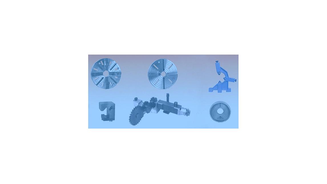 Logo Zubehör für Drehmaschinen