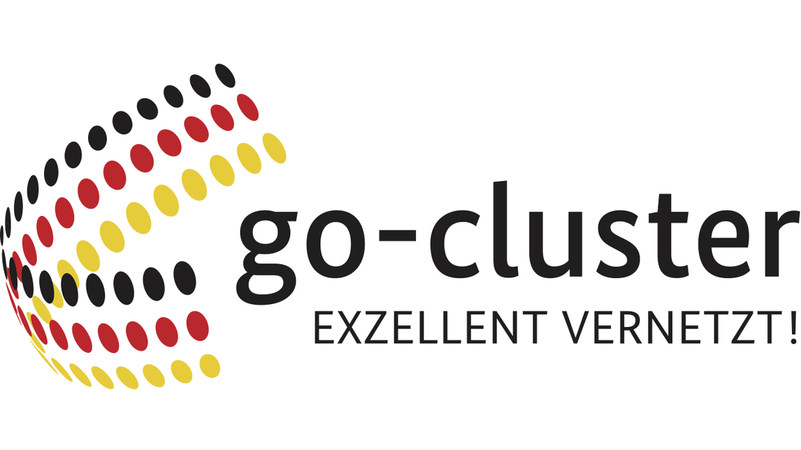 Logo go-cluster programme