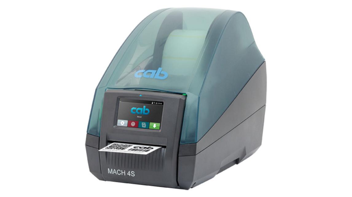 Logo Label printers MACH 4S