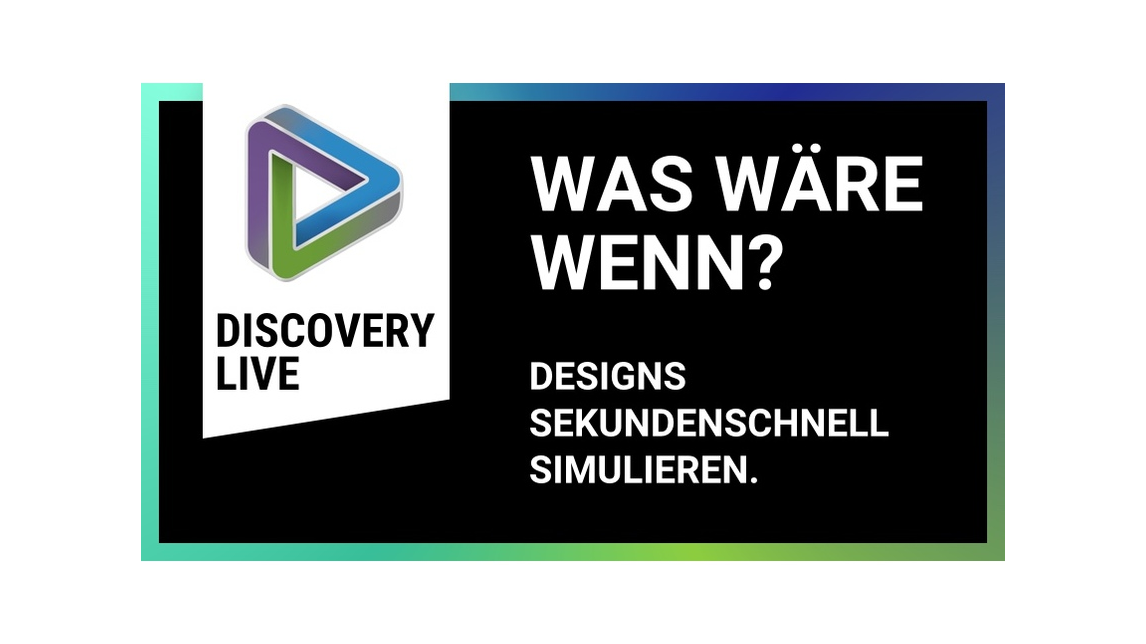 Logo ANSYS Discovery Life