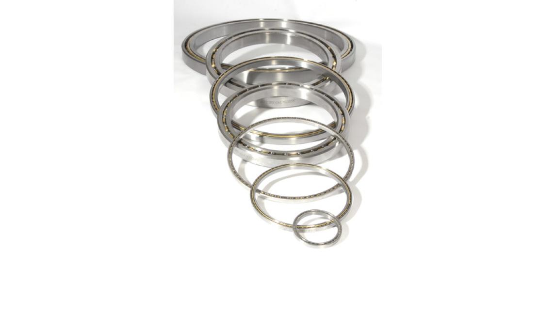 Logo Silverthin Thin Section Bearings