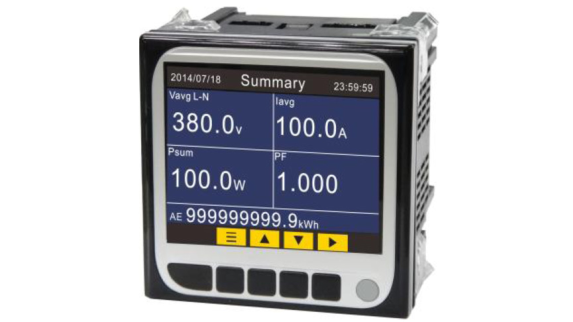 Logo CPM-80 series Multifunction Power meter