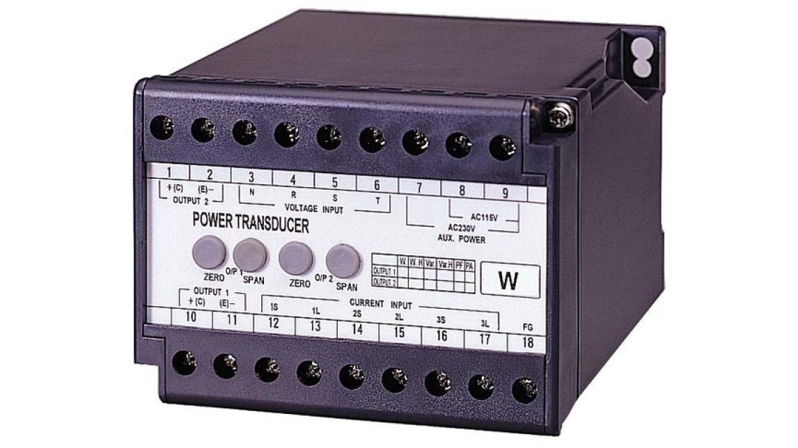 Logo CW/CQ   AC WATT/VAR Transducer