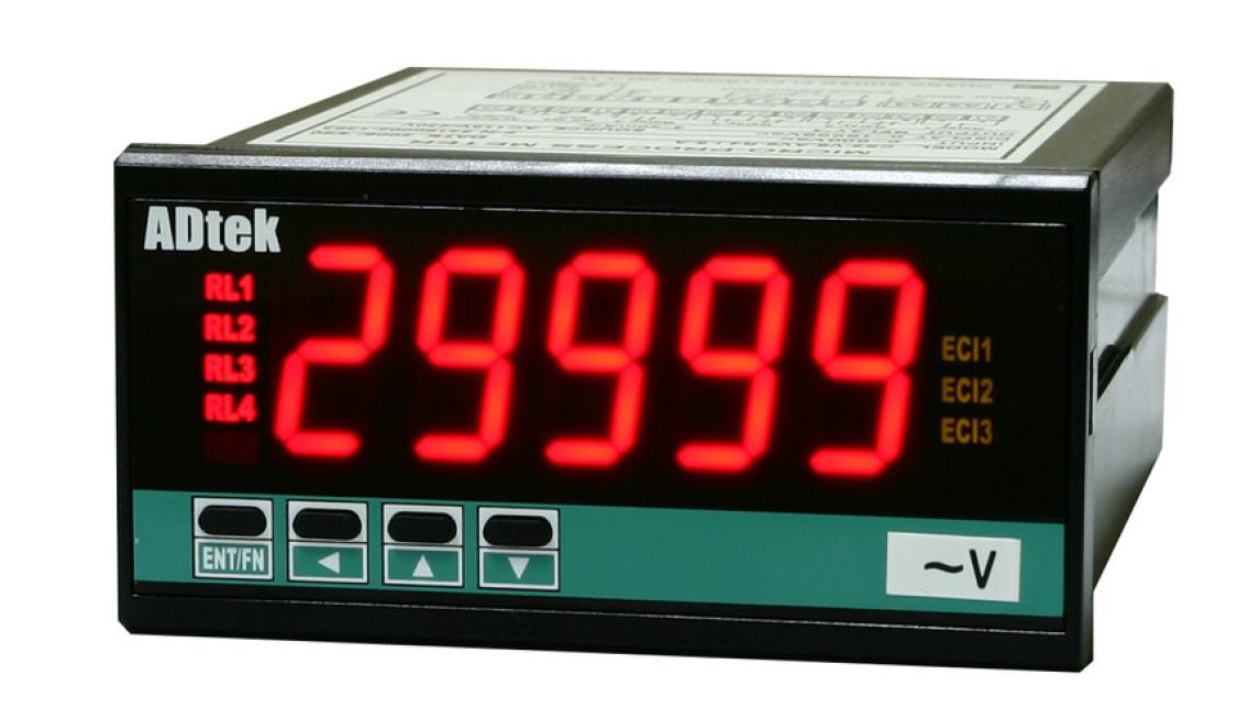 Logo CS2-VA 4 1/2 digits Volt/Current Meter