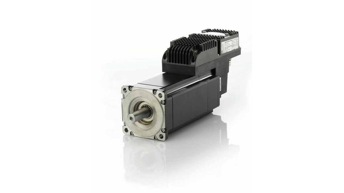 Logo Brushless servo motors and drives