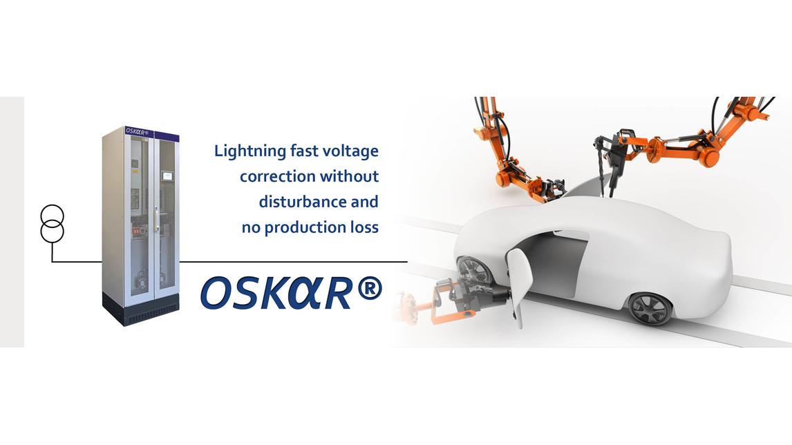 Logo OSKAR® - OSKAR®HV