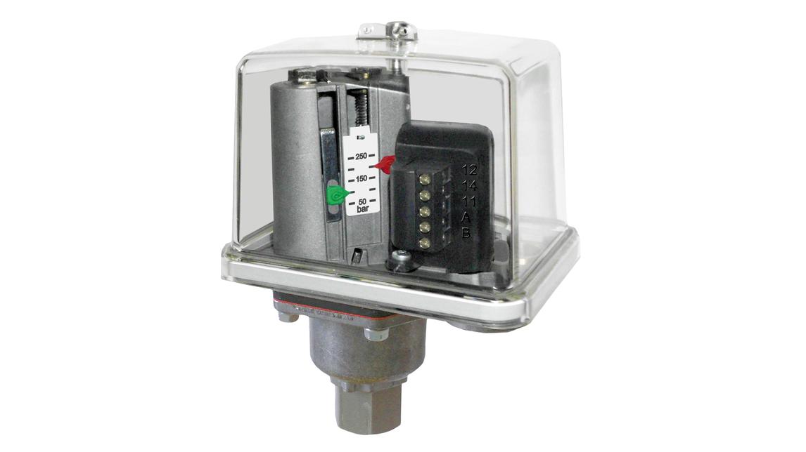 Logo Control pressure switch MDR-F