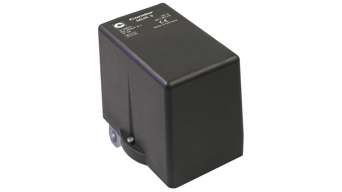 Logo High performance pressure switch MDR-3