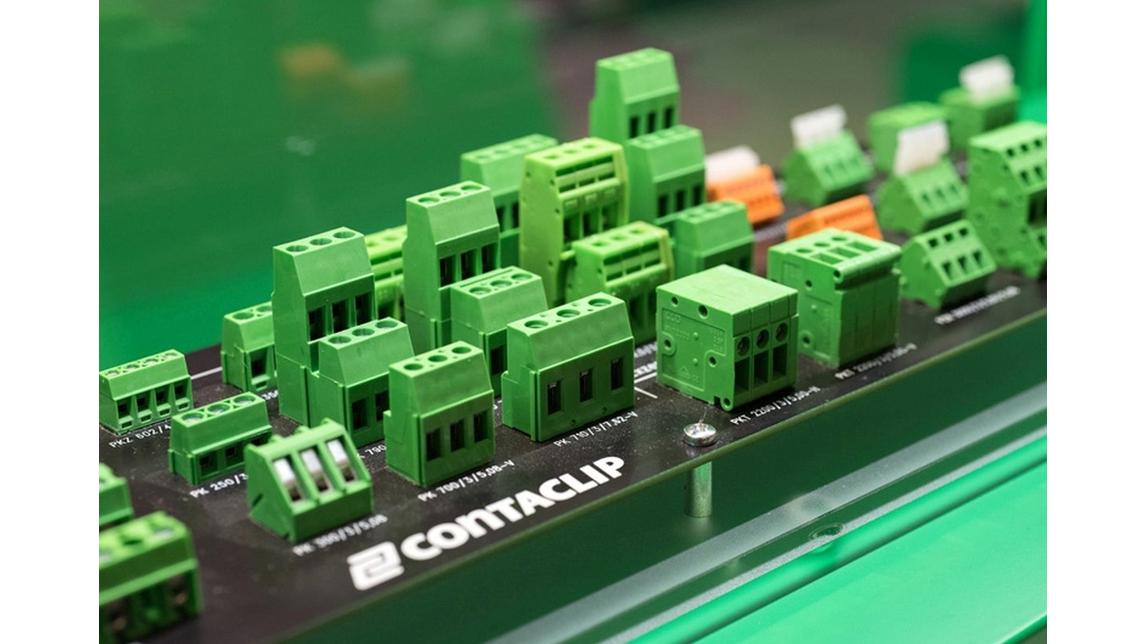 Logo CONTA-CON PCB connectors