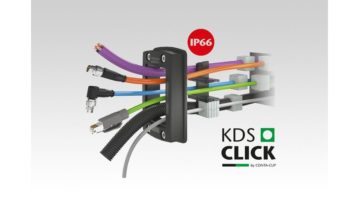 Logo Kabeldurchführungssystem KDSClick