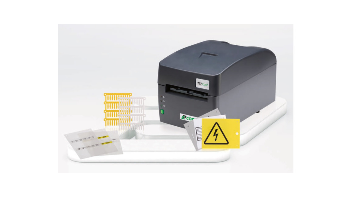 Logo Thermal-transfer printer TTPCard