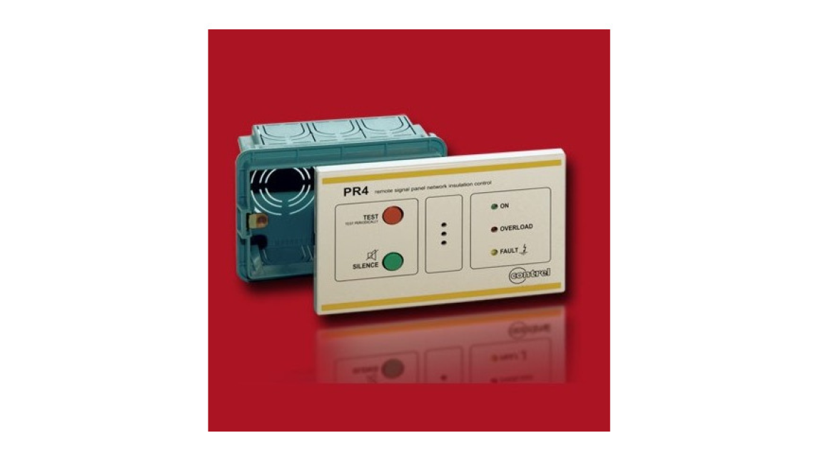 Logo Hospital insulation monitoring - PR-5