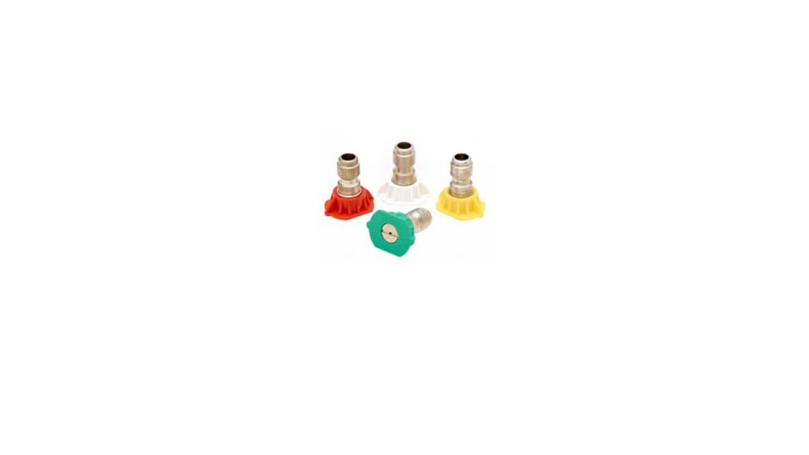 Logo Pressure Washer Nozzles