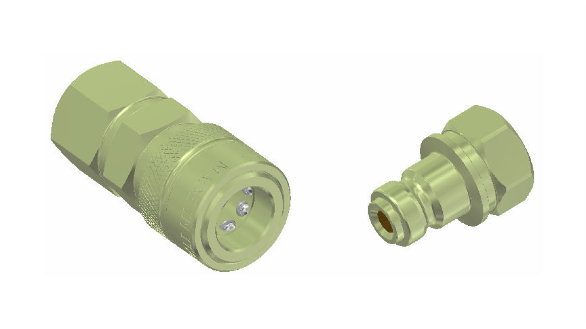 Logo PCJ5 - 1000 bar - UHP couplings