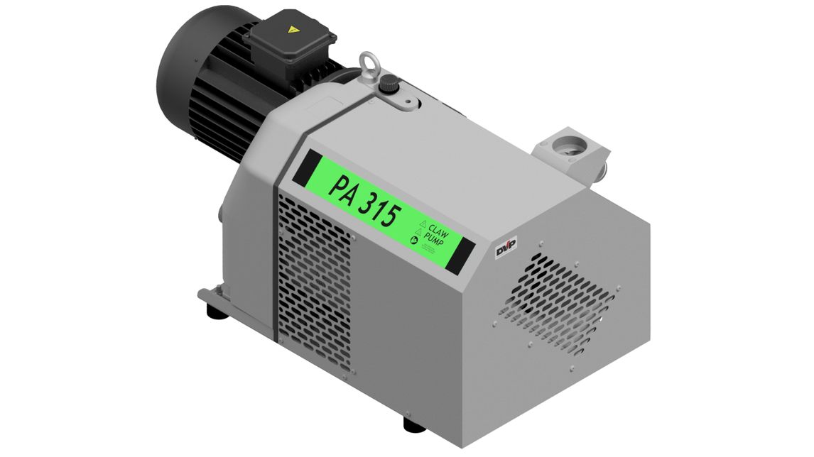 Logo Claw Pumps