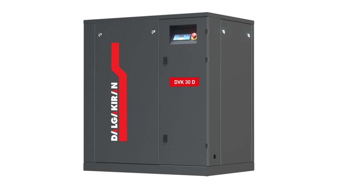 Logo DVK Series Rotary Screw Air Compressors