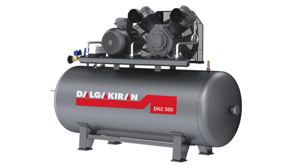 Logo  Single&Double Stage Compressor