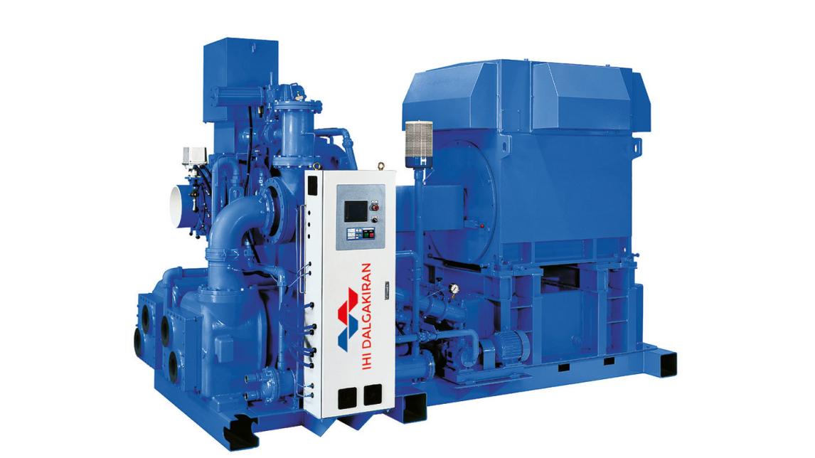 Logo Centrifugal compressor(Industrial air)